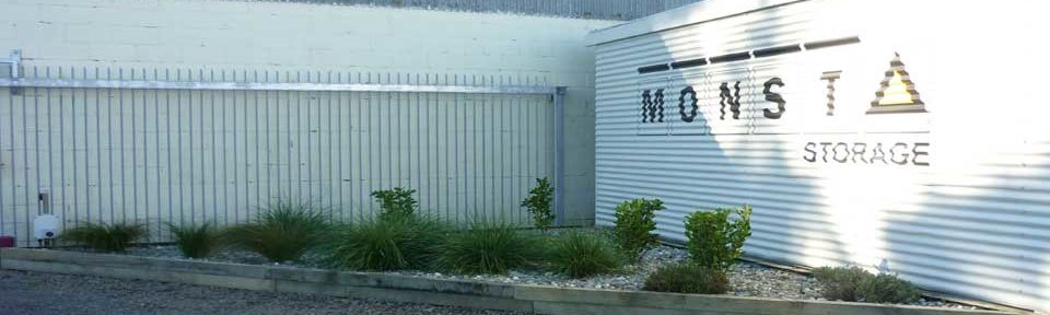 Monsta Storage New Plymouth